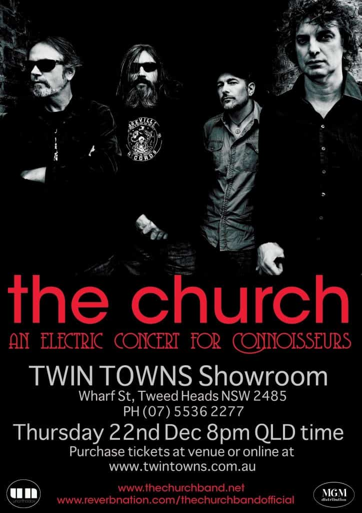 Twin Towns poster