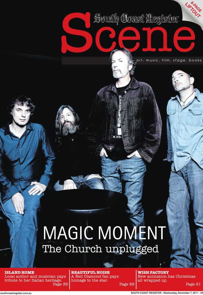South Coast Register Scene magazine cover